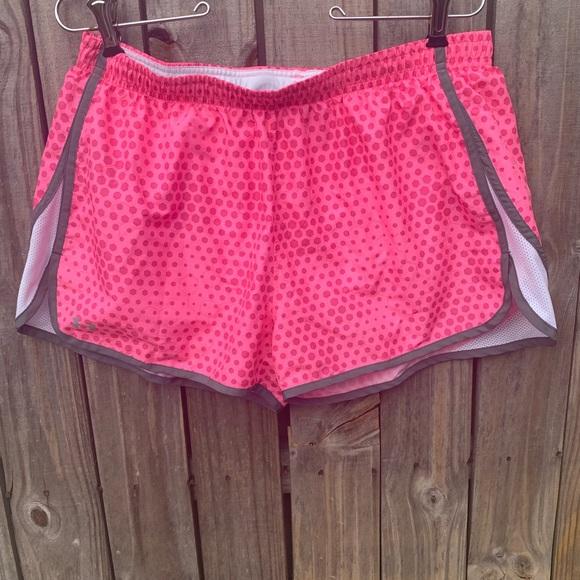 Under Armour Pants - UNDER ARMOUR Athletic shorts. Sz L